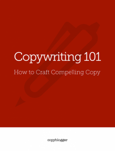 Best Books for New Copywriters - Free Copyblogger Ebooks