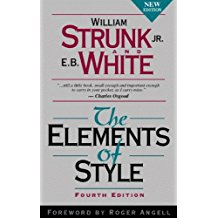 Best Books for New Copywriters - Elements of Style
